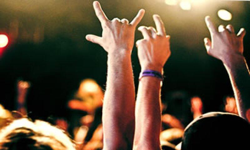 En el tercer trimestre se llevaron a cabo conciertos de bandas como Metallica. (Foto: Getty Images)