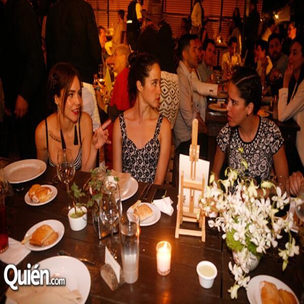 Camila Sodi,Ximena Sariñana,Ana Claudia Talancón