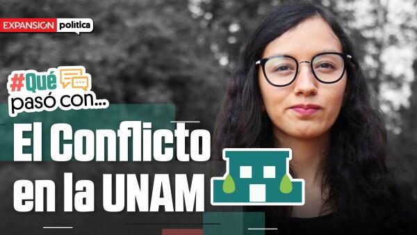 #QuéPasóCon el conflicto en la UNAM