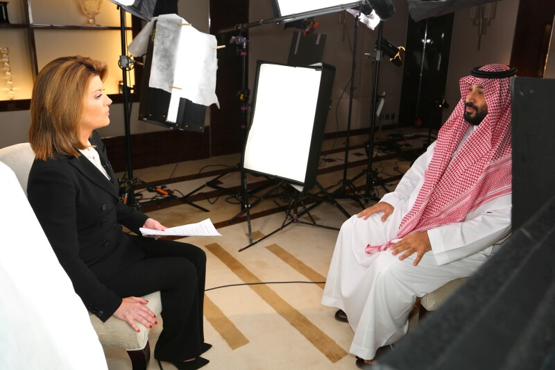 En entrevista