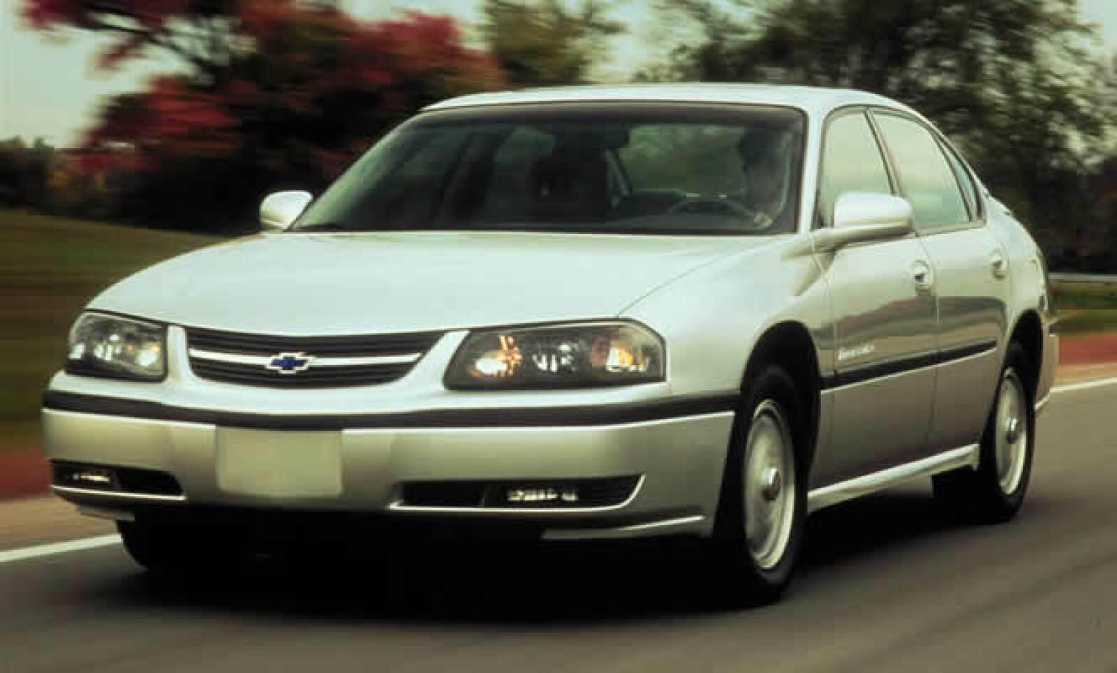 Este modelo salió al mercado en Estados Unidos en 1958,  para 1965 se convirtió en el automóvil más vendido en ese país con 1,046,500 unidades.