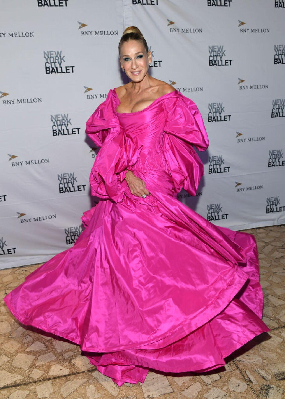 8th Annual New York City Ballet Fall Fashion Gala