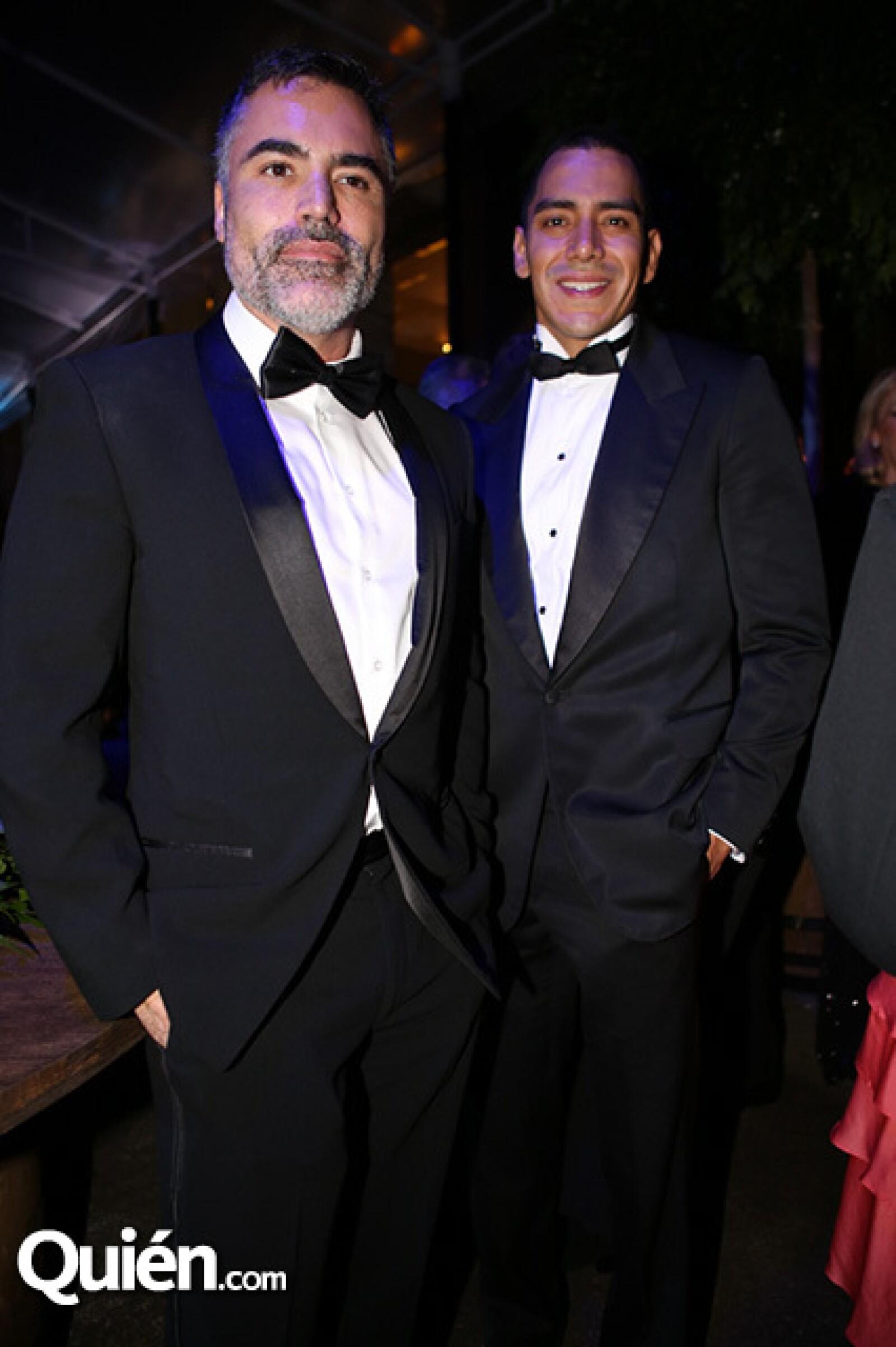 Nino Bauti y Jorge Boyoli