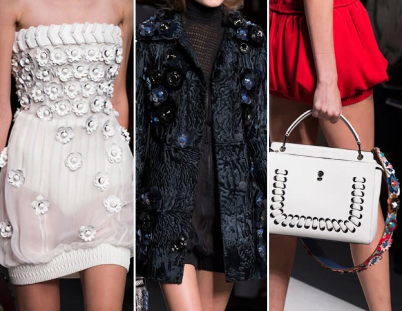 Balloon Shorts como piezas separadas o en rompers, fueron parte de la coleccion primavera 2016 de Fendi.