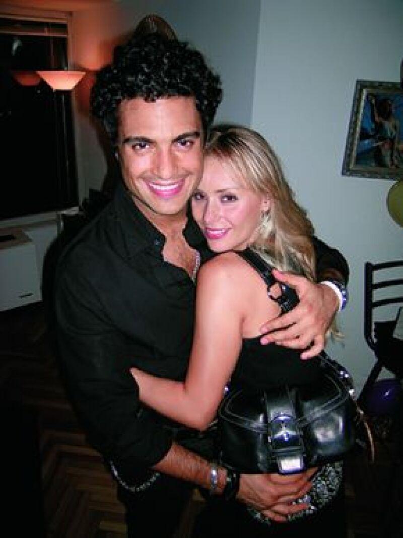 El actor y la modelo Heidi Balvanera decidieron dar por terminada su relación, luego de varios años de noviazgo.