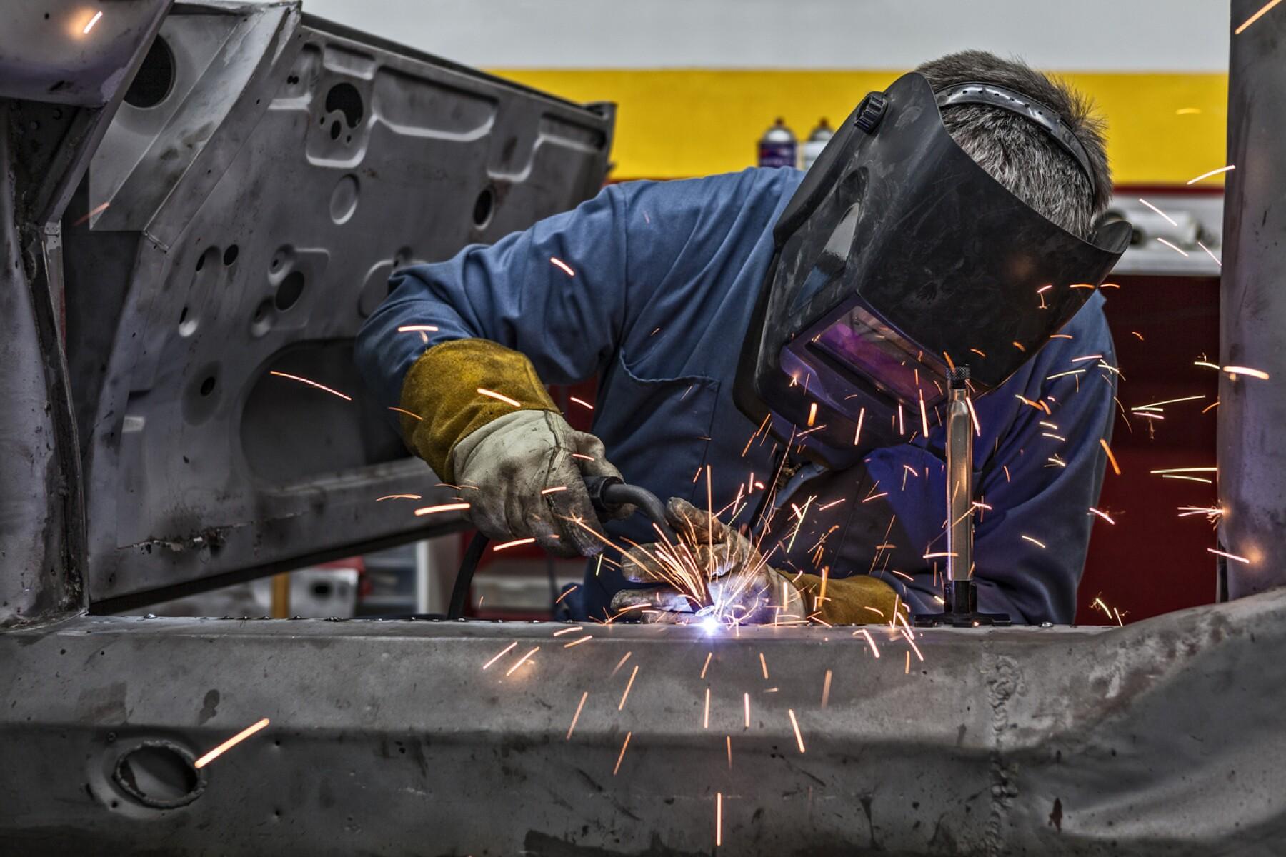 Manufactura Estados Unidos