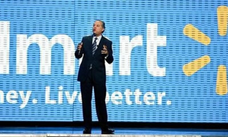 Eduardo Castro-Wright destacó como CEO de Walmart US por implementar su plan de negocios Project Impact. (Foto: AP)