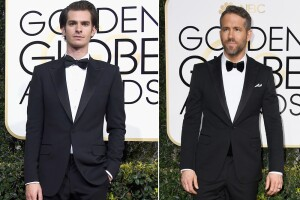 Ryan Reynolds y Andrew Garfield