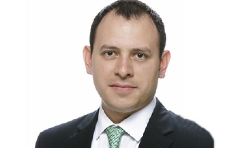 Felipe Molina, subdirector regional Grupo Financiero Inbursa.(Foto: Duilio Rodríguez)