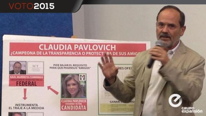 Madero contra Pavlovich