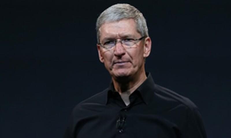 Tim Cook tuvo que disculpares por los errores de los mapas de Apple. (Foto: Tomada de Fortune)