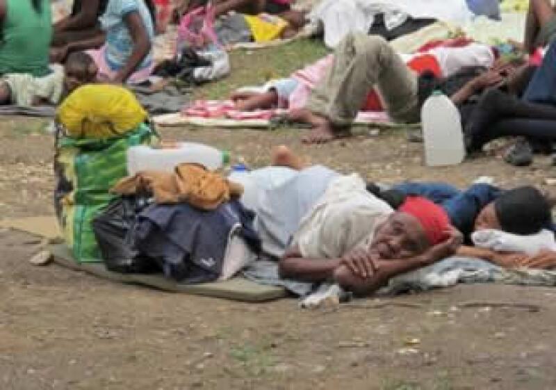 Muchos haitianos permanecen aún en las calles. (Foto: Reuters)