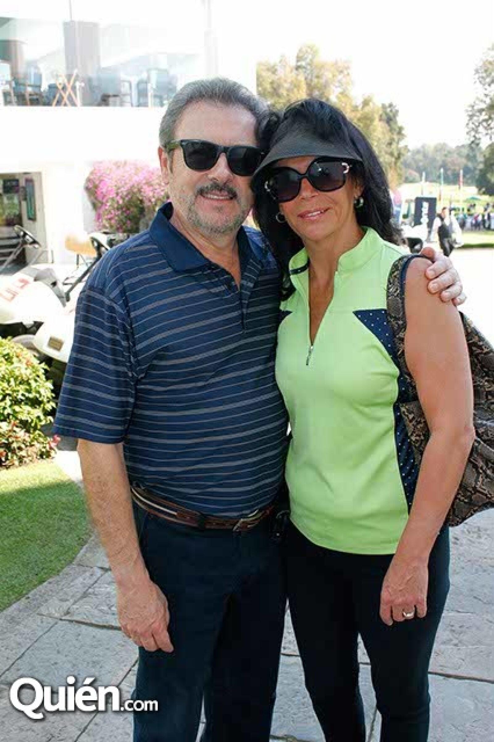 Jorge y Teresa Solís