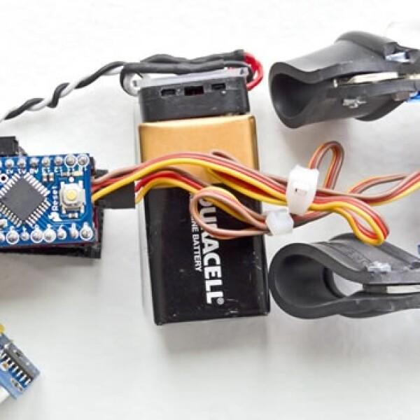 tacit project protesis háptico
