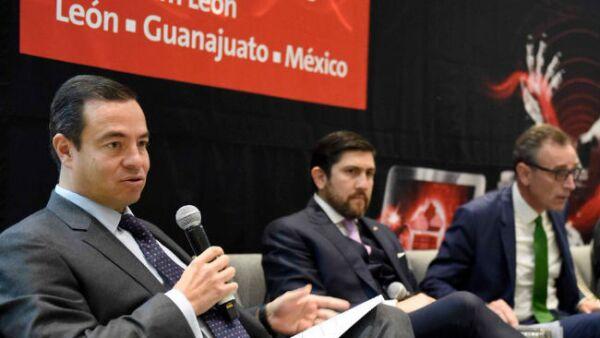 presentaci�n de la feria Industrial Transformation Mexico 2019 (a)