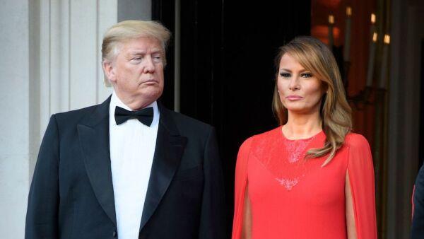 President Trump State visit, London, UK - 04 Jun 2019