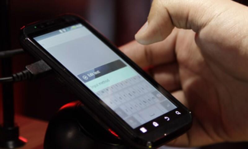 Motorola Mobility también presentó un dispositivo para los entusiastas del fitness, que combina reproductor de música y GPS. (Foto: AP)