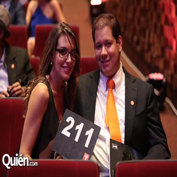 Sara Villarreal,Óscar Villarreal