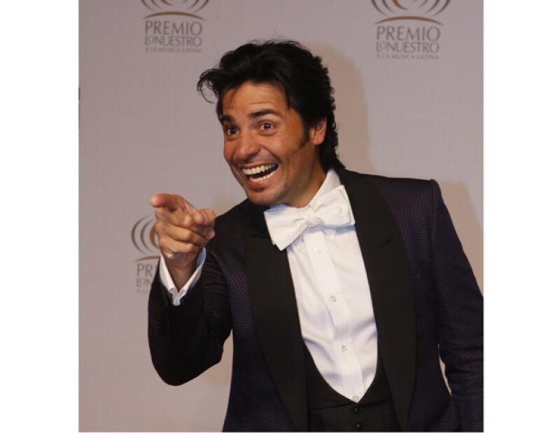 Chayanne comenzó su carrera de actor en México, con lo que comenzó una largo camino de éxitos.