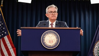 Fed Powell tasa de interés