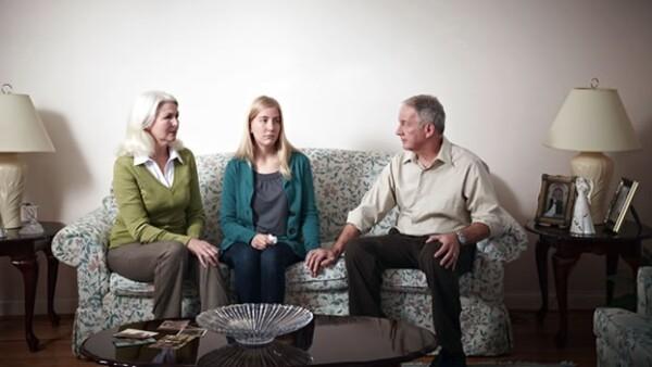 hijo paternidad comunicacion divorcio