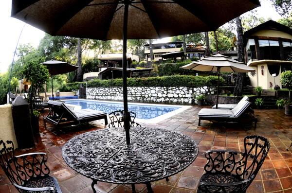 Hotel Loto Azul de Valle de Bravo