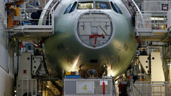 Airbus armadora