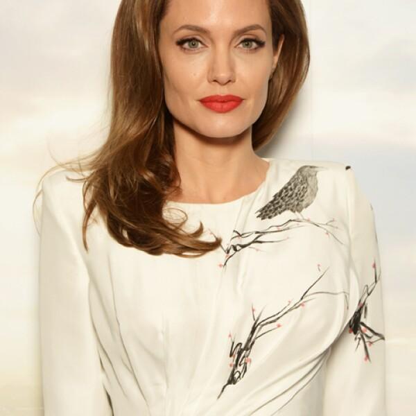 Angelina Jolie lo ganó por Girl Interrupted
