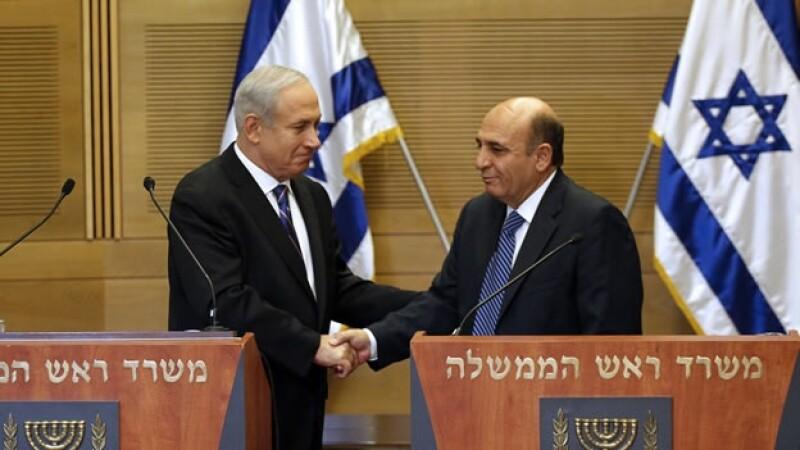 Israel forma un nuevo gobierno de coalicion