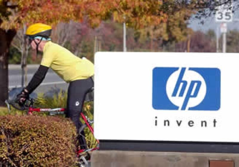 Las ganancias de HP bajaron en el tercer trimestre fiscal. (Foto: Archivo AP)