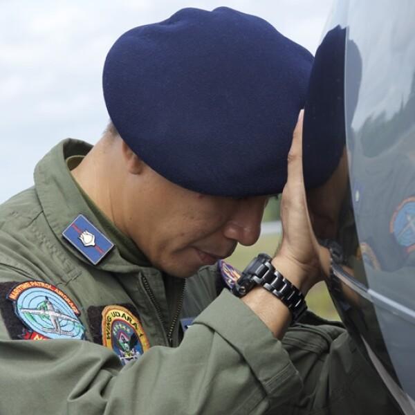restos vuelo QZ8501 13
