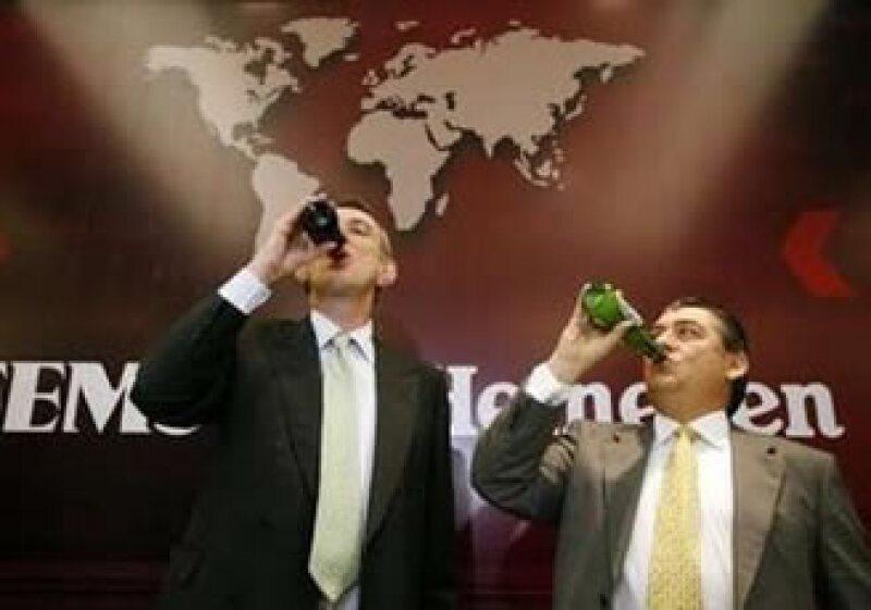 José Antonio Fernández, presidente y director general de FEMSA, formará parte del Consejo de Administración de Heineken Holding. (Foto: Reuters)