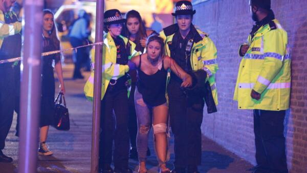 Confirman muertos y heridos en incidente en Manchester