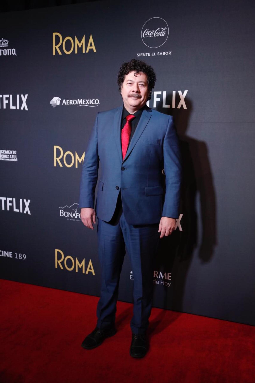 Enoc Leaño, actor.