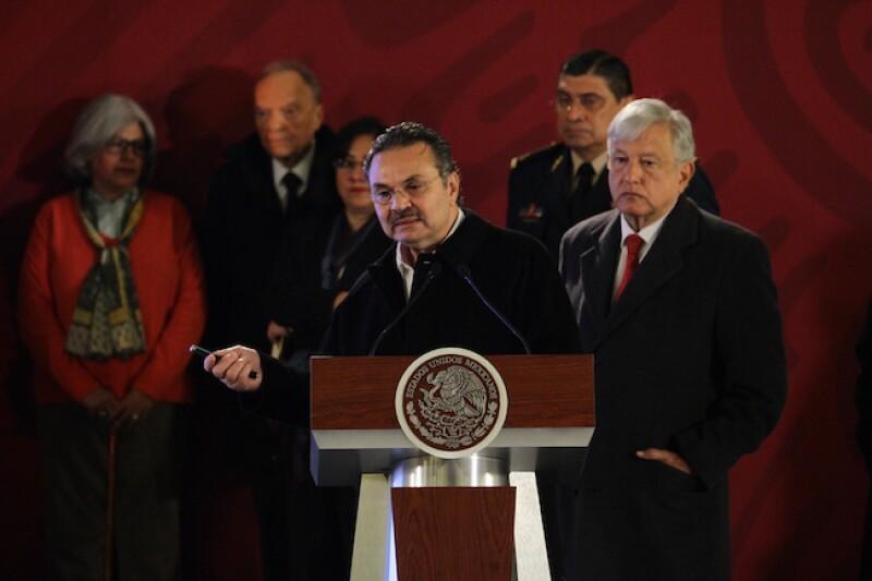 Octavio Romero Oropeza, director general de Pemex