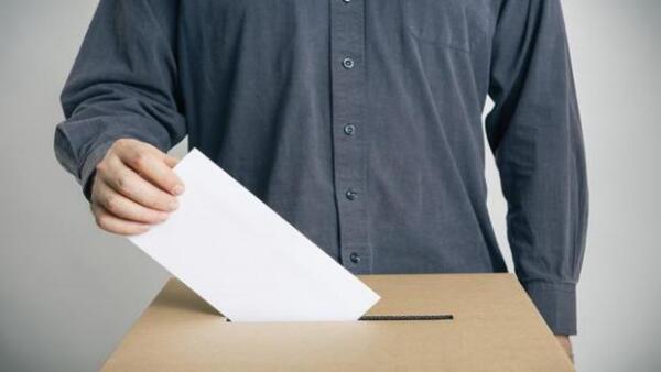 De a cuánto el voto