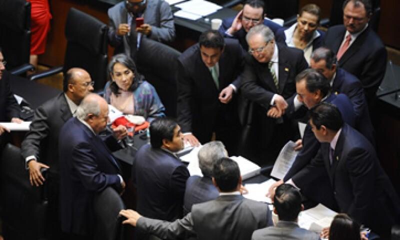 El Senado prevé votar el segundo dictamen de la reforma energética por la tarde. (Foto: Cuartoscuro)