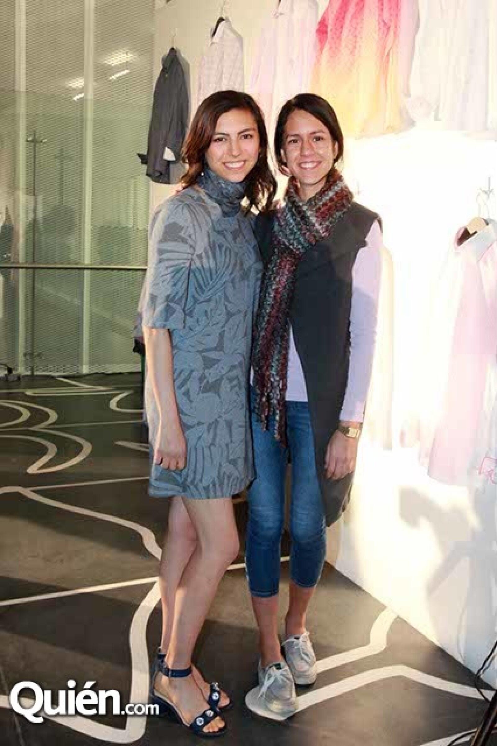 Ana Karen Garza y Mariana Martínez