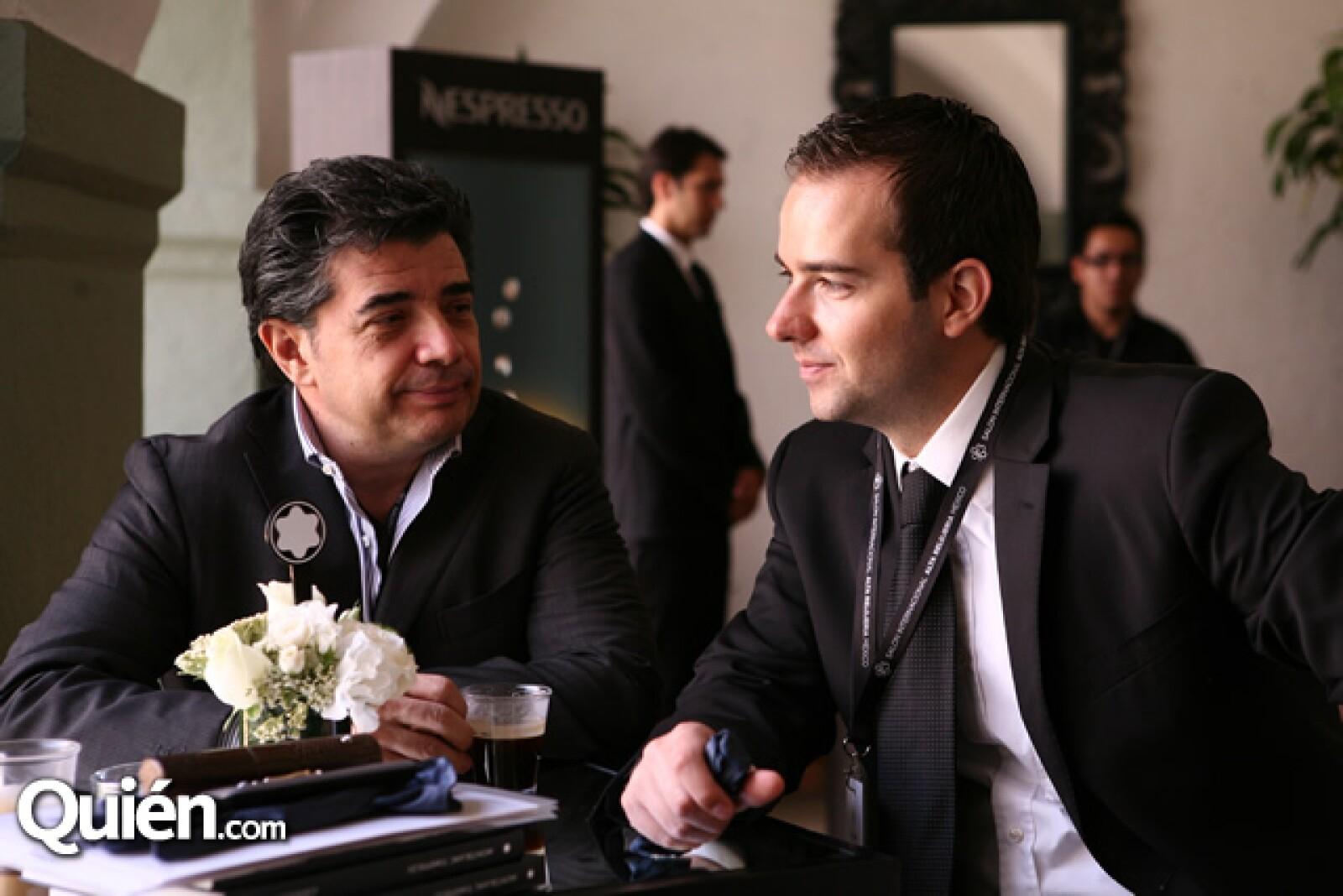 Salvador Vera,Mauricio Padilla