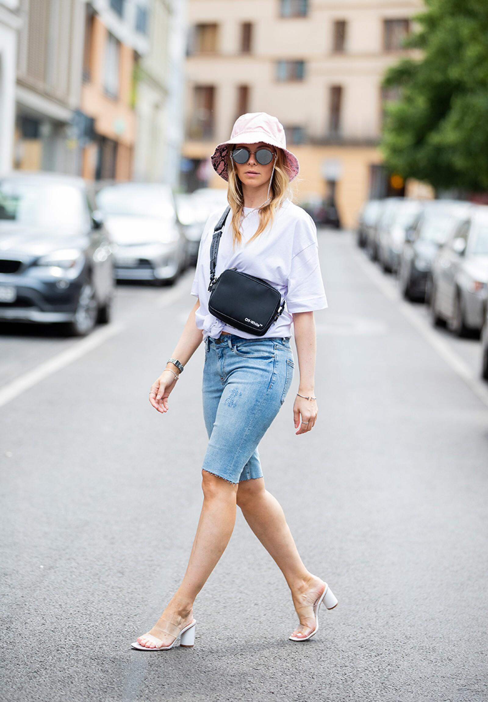 Street Style - Berlin - July 6, 2019