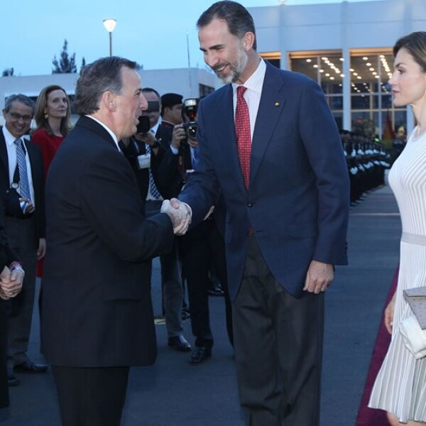 El rey Felipe VI y la reina Letizia iniciarán sus actividades con una ceremonia en el Campo Militar Marte