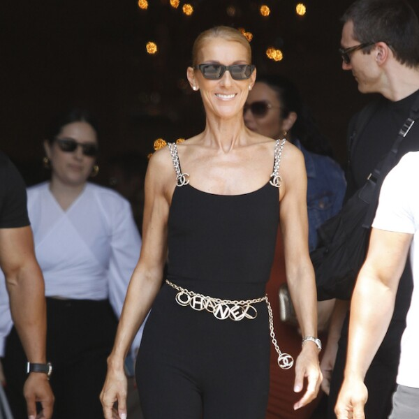 Celine Dion en Chanel