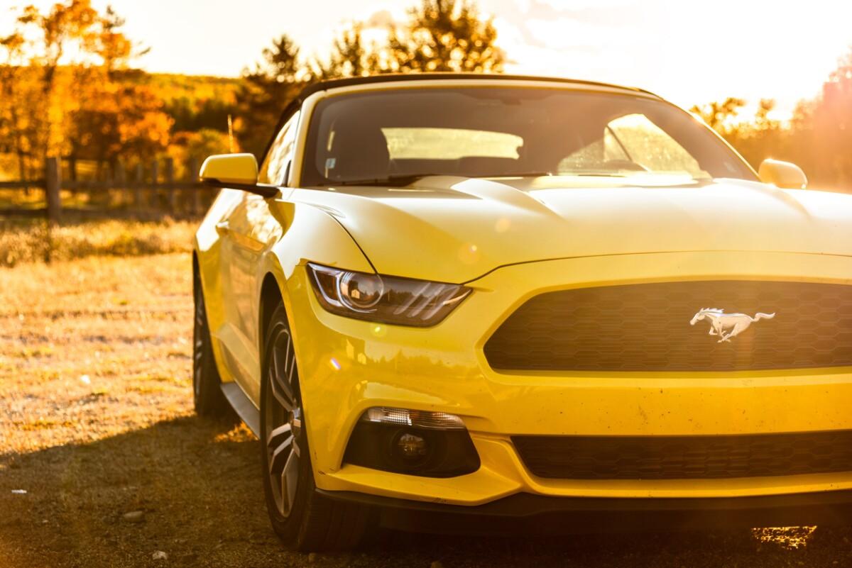 Las razones por las que Ford no elimina al Mustang