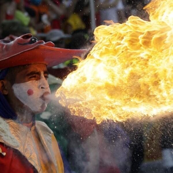 Carnaval en Colombia