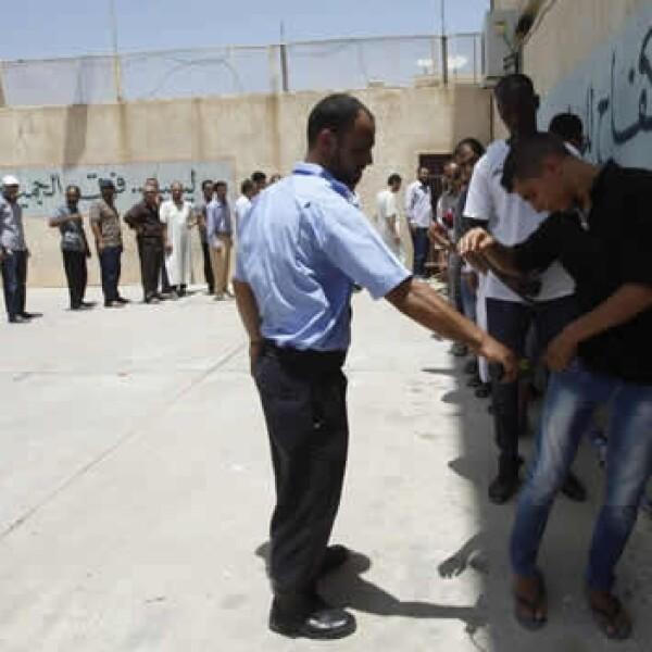 Libia elecciones 2