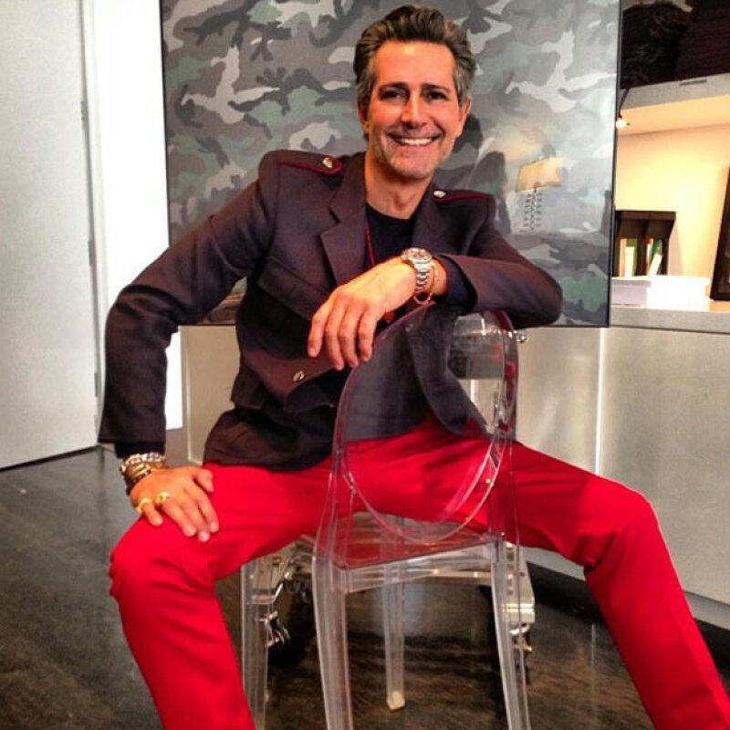 ¿Quieres disfrutar NYC como insider? El embajador de la firma italiana Valentino nos comparte sus lugares favoritos. ¡Toma nota!