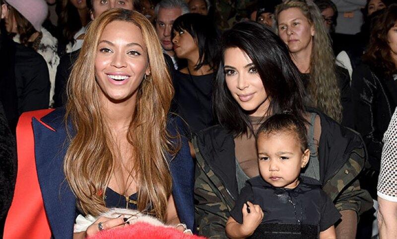 Desde que la cantante lanzó 'Lemonade' la semana pasada, sus miles de fans se han encargado de atacar a varias celebridades, ahora fue el turno de Kim y Rihanna.
