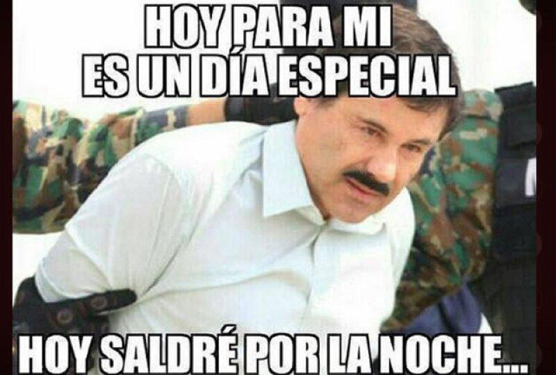Joaquín `El Chapo` Guzmán
