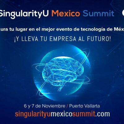 SingularityU Mexico Summit / media principal Home Expansión