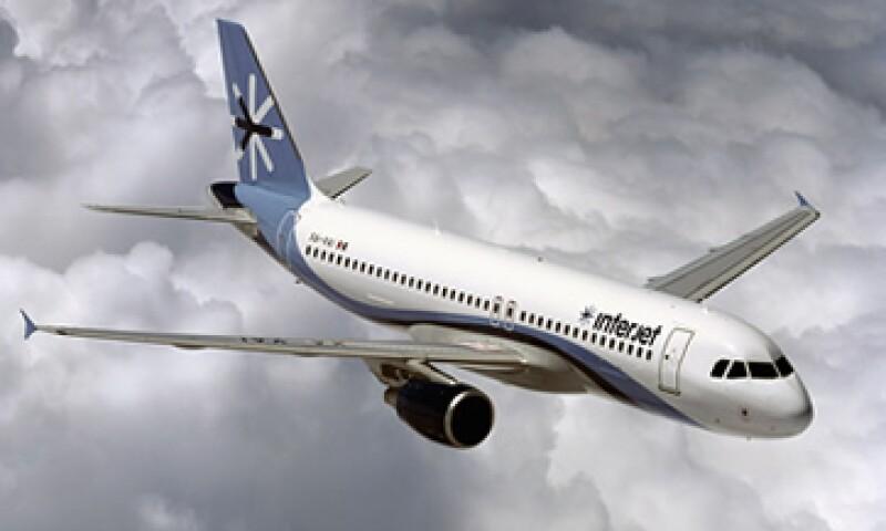 La oferta accionaria de Interjet sería la segunda en la Bolsa mexicana después del debut en abril de Aeroméxico. (Foto: Archivo AP)